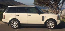 2007 Range Rover Big Body Supercharged VERY LOW MILEAGE