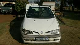 Renault megane scenic for sale/ swop