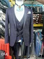 3-piece Designer Suit