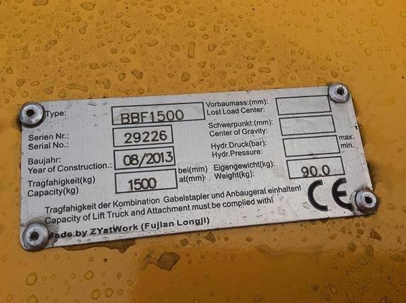 Storsekk Bbfa1500 Kg - 2019 - image 8