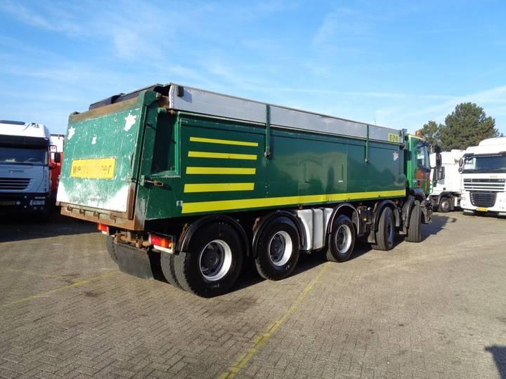 Iveco Trakker 450 + Euro 5 + KIPPER + PTO - 2008 - image 11