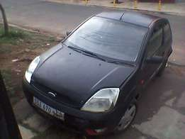 Excellent Condition 2005 Ford Fiesta 1.4