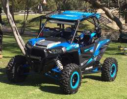 2016 POLARIS RZR 1000 Turbo with (4X4 on demand) SPECIAL ORDER