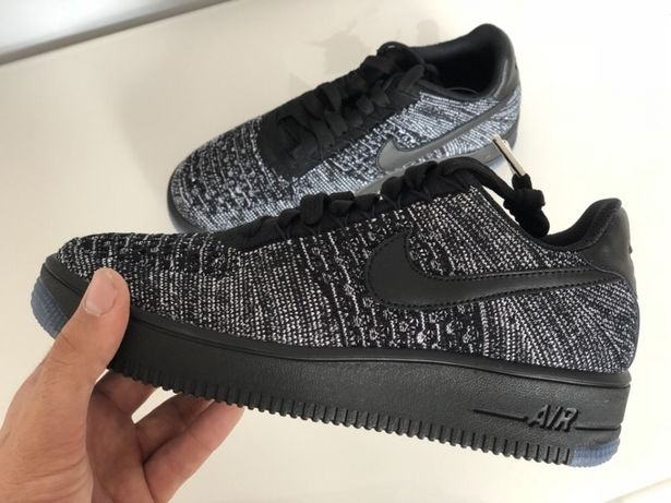 Air Force 1 Flyknit Low roz.38,5 24,5 cm 38 24 cm W wa