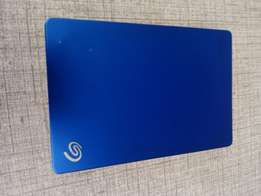 500GB Seagate external portable harddrive