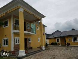 Sweet 5 Bedroom Duplex in Owerri For Sale