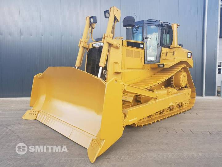 Caterpillar D 8 R W RIPPER • SMITMA - 2005