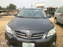Bought brand-new Toyota Corolla 2010 model