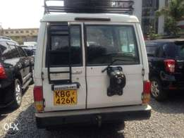 Hard Top Toyota Landcruiser 5 door 100 local on quick sell