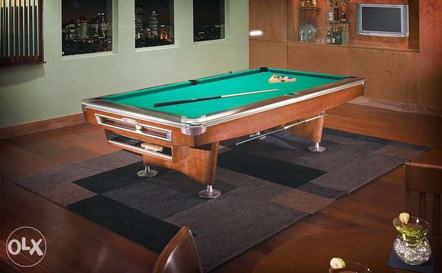 Pool tables, pingpong, table tennis, foosball, billiards accessories,