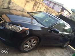 Honda Accord 2008, sound Engine and neatly used