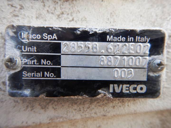 Iveco Cambio Manuale Sperim. Tector e Eurocargo 75 E 14 (Cod 0018) - image 3
