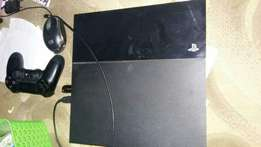 Playstation 4 500gb plus 1 controller
