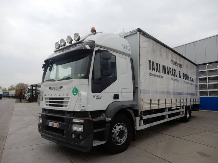 Iveco Stralis 310 / Manual Gearbox - 2007