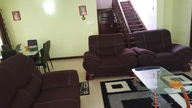 4 bedroom plus an SQ massionate furnished Nyali Nyali - image 2