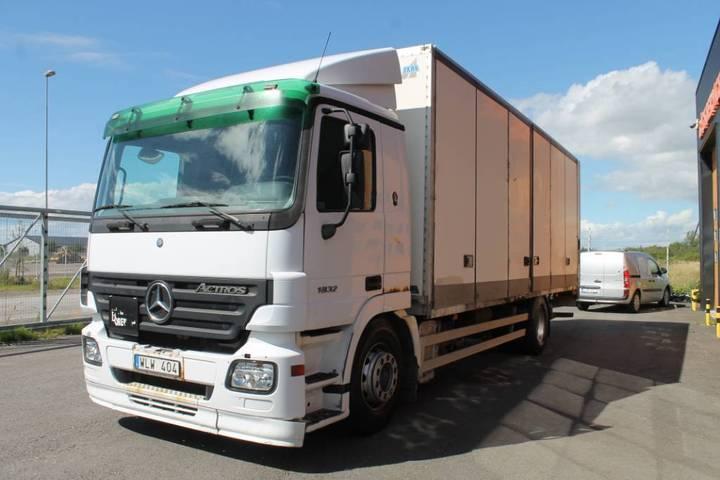 Mercedes-Benz Actros1832 - 2005