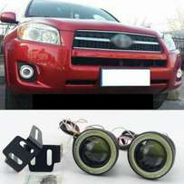 Fog lamps .with Angle light.very white bright. Universal to most cars