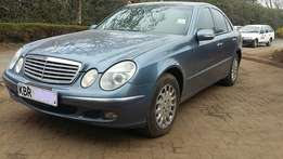 Mercedes Benz E240,KBR,Auto, Petrol,2004, Ksh 1,390,000 Negotiable