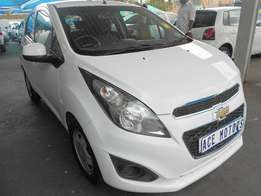 2014 Chevrolet Spark 1.2 Campus For R75000