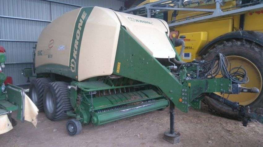 Krone Big Pack 1290 Highspeed - 2013