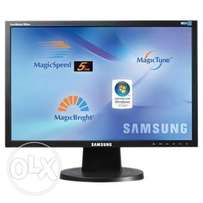 Samsung and lenovo 19 inches Brand new monitors sale