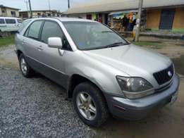 Give away Lexus RX 300 at Give away Price, in perfect Condition