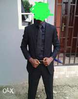 Black suit for sale