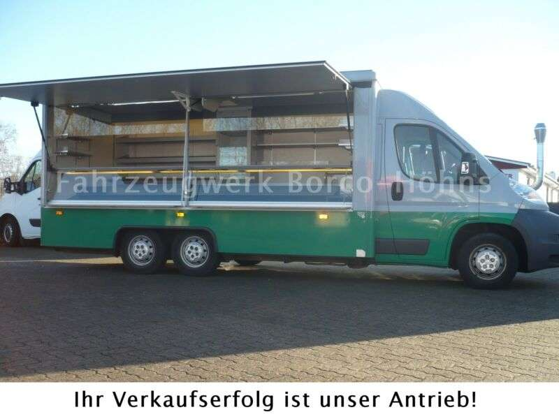 a83c0ff244 Used Fiat Ford Shop   food trucks for sale in Germany Netherlands ...