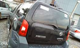 First body, cooling AC, Nissan xterra 2006