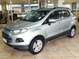 2015 Ford Ecosprt 1.5TDCI