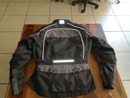Airflow cell biker's jacket