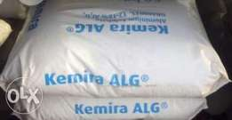 Aluminium Sulphate Granular, 50kg For Water Treatment Per Bag