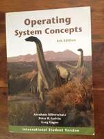 Operating System Concepts 8th Edition textbook by Silberschatz et al