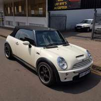 2006 Mini Cooper S must see!