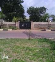 Well located 2,000sqm land with C OF O behind Psalms hotel in Enugu.