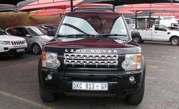 2005 Land Rover Discovery 3 V8 HSE R124 900
