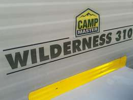 Trailer Wilderness 310 with big Tent