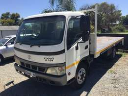 2004 Toyota Dyna 4ton For Sale R65,000