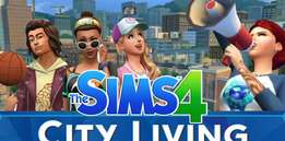The Sims 4 - City Living for PC
