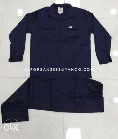 Coverall Work Uniform Pant & Shirt Jeddah - image 3