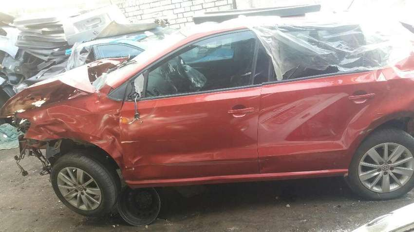 2018 polo tsi breaking up for parts. - Cape Town - Car Parts & Accessories - Western Cape | OLX