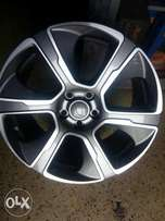 "20"" Alloy rim for range rover"