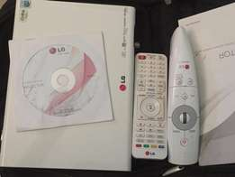 LED Projector with Smart and Magic Remote