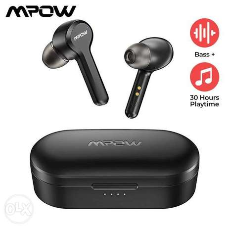 Mpow M9 TWS Earbuds True Wireless Bluetooth 5.0 Headphone IPX7 Waterpr