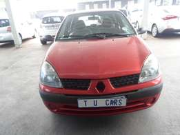Red Renout Clio 1.2