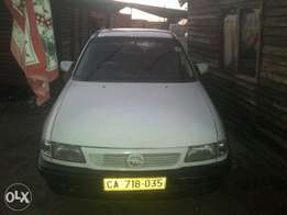 selling my opel kadett