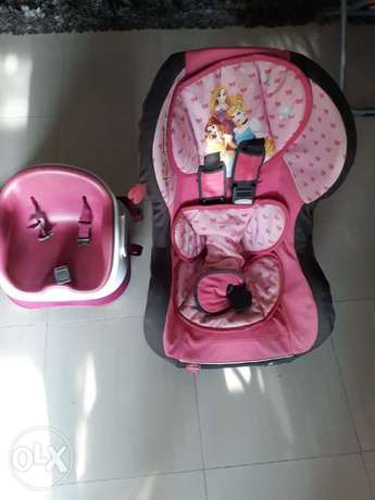 Baby stroller, car seat, study table