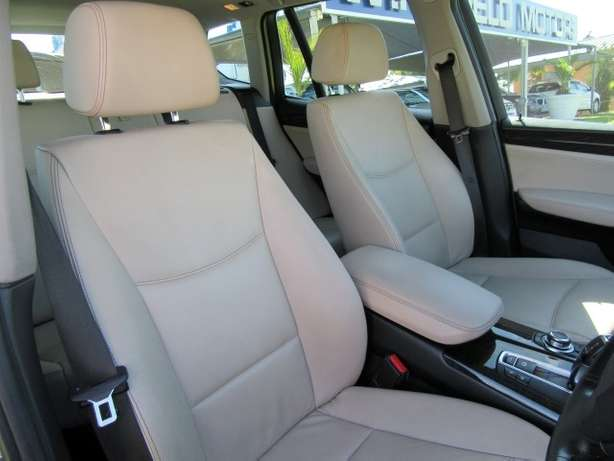 BMW x3Drive 2.0d Exclusive A/T- Full service history Kuils River - image 6