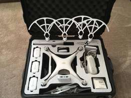 DJI Phantom 4 Executive Kit V2.0 with many many extras