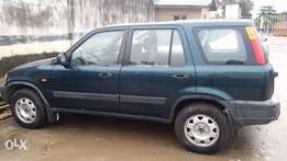 Tokunbo Honda CRV for sale at a give away price